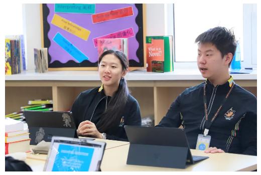 杭州惠立学校通过语言教学增进学生的文化理解