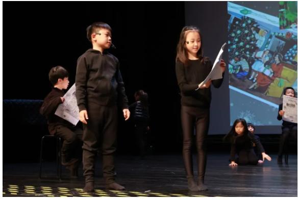 在惠灵顿这所杭州国际学校,表演艺术如何让学生受益终身?