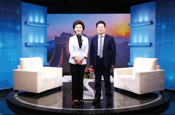 凤阳润泽山庄旅游资源开发有限公司董事长张士国图2