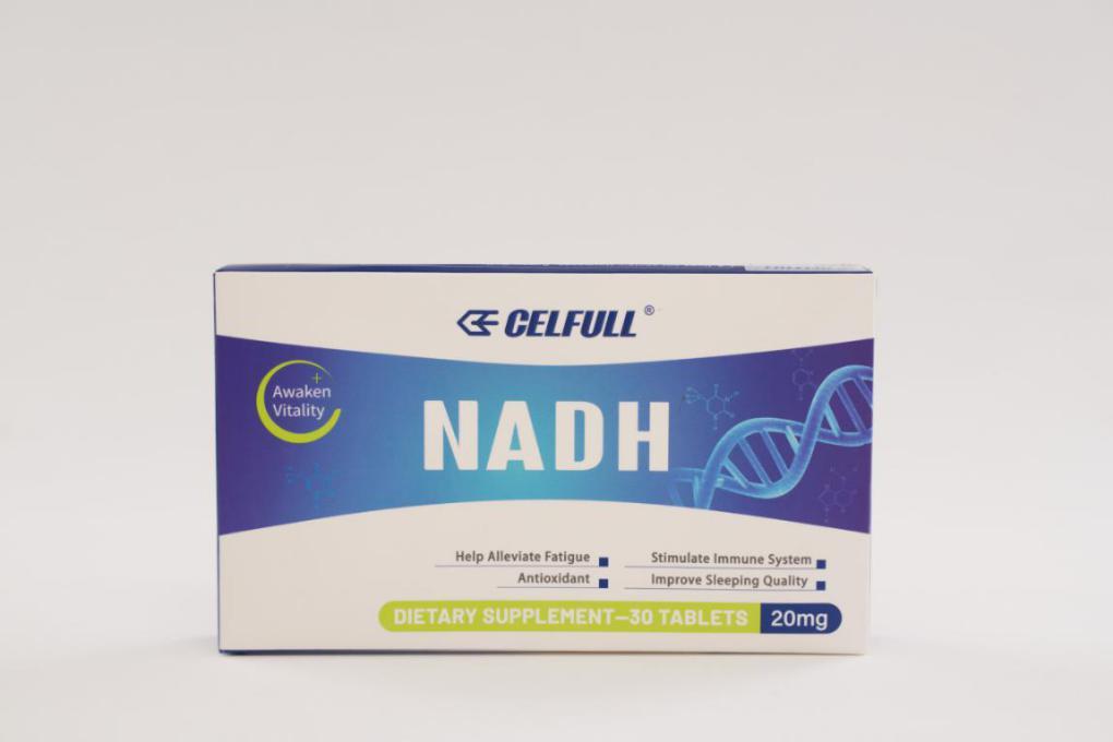 NADH是什么?与NMN有什么区别?