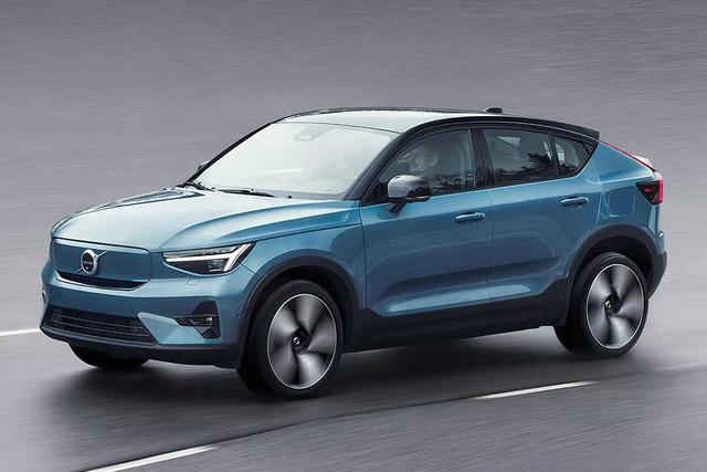 沃尔沃即将推出纯电动轿跑SUV,综合分析全新沃尔沃XC40纯电