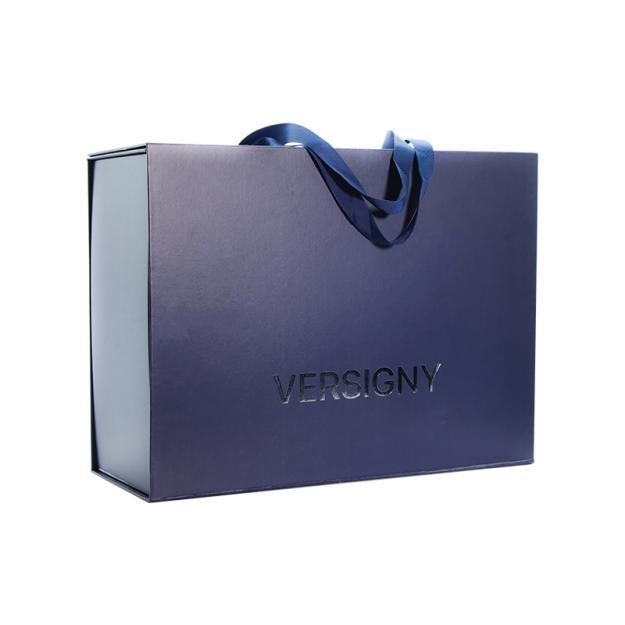 VERSIGNY范西尼包包EVA设计师服务过奢侈品28年时尚路程今天再次携手起航
