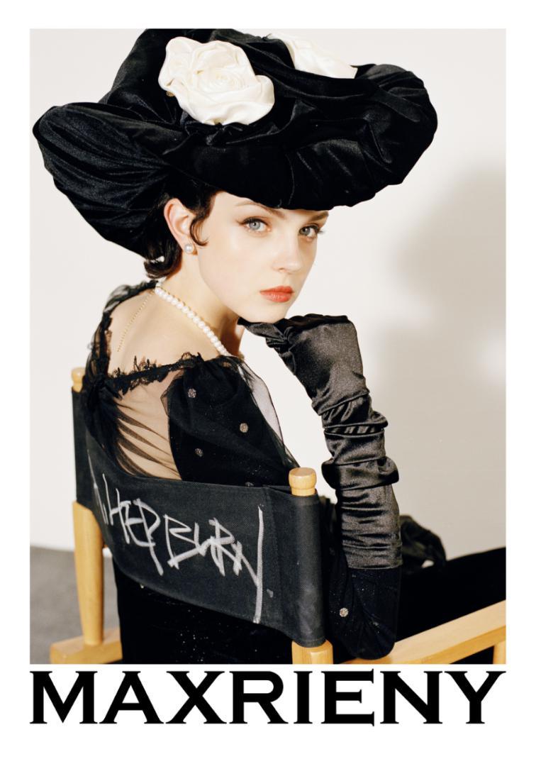 宮廷風服裝品牌MAXRIENY 三大系列詮釋別樣美