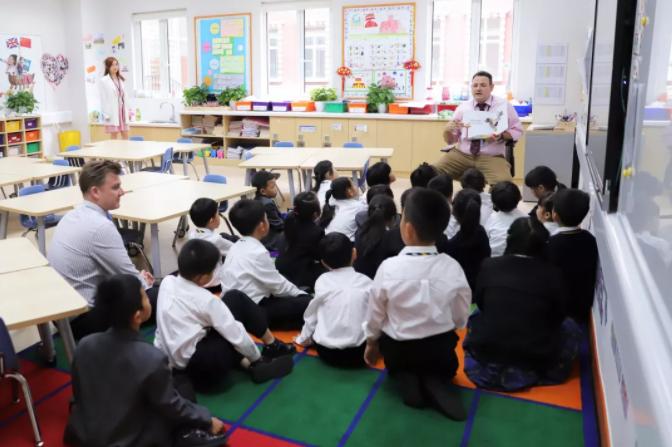 杭州惠立学校小学部信息交流会