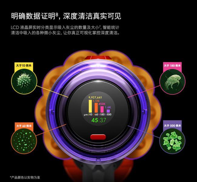 无线吸尘器哪个好,看看新发布的这 款戴森V12Detect Slim 无线吸尘器