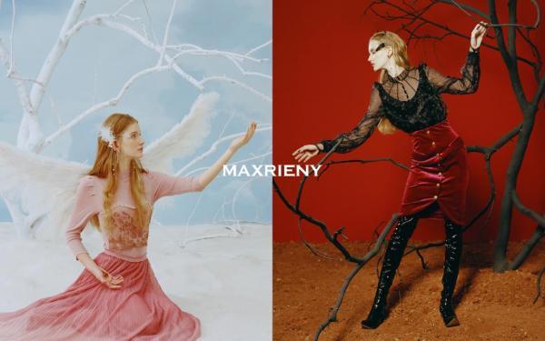 深圳本土女装MAXRIENY,让每个女孩做独一无二的自己