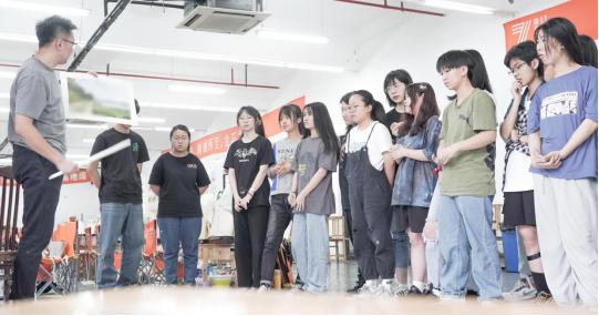 杭州柒号画院|用实力,许美考学子不凡未来