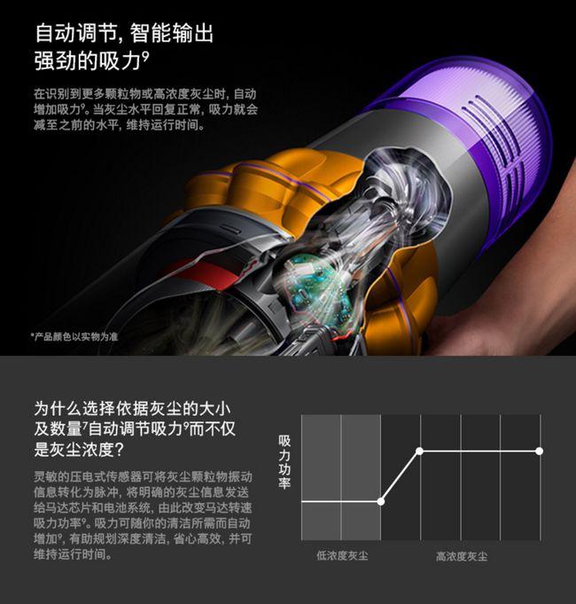 无线吸尘器哪个好,看看新发布的这款戴森V12 Detect Slim 无线吸尘器