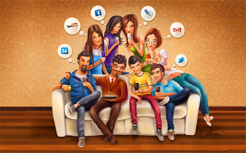 海外社交媒体平台应该这样选,优品抢赚偷偷告诉你