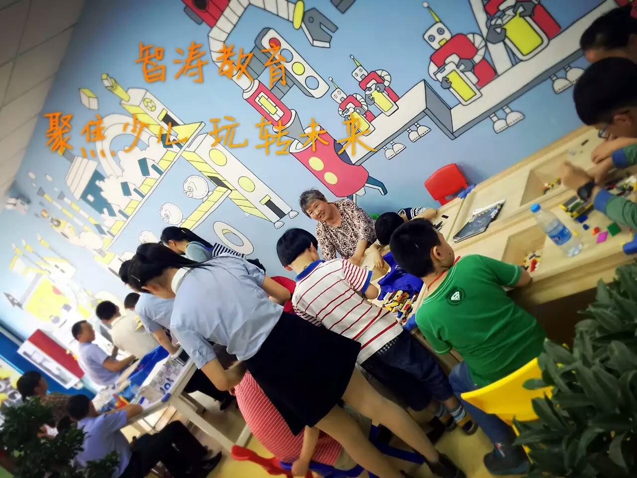 智涛机器人值得投资吗?有实力有口碑的新型教育项目,发展潜力大!