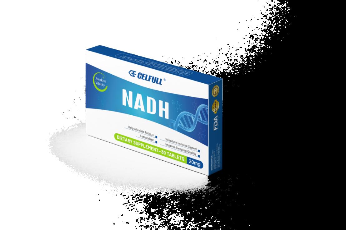 最新研究:NMN、NADH补充NAD+可减缓肌肉退化,恢复身体活力