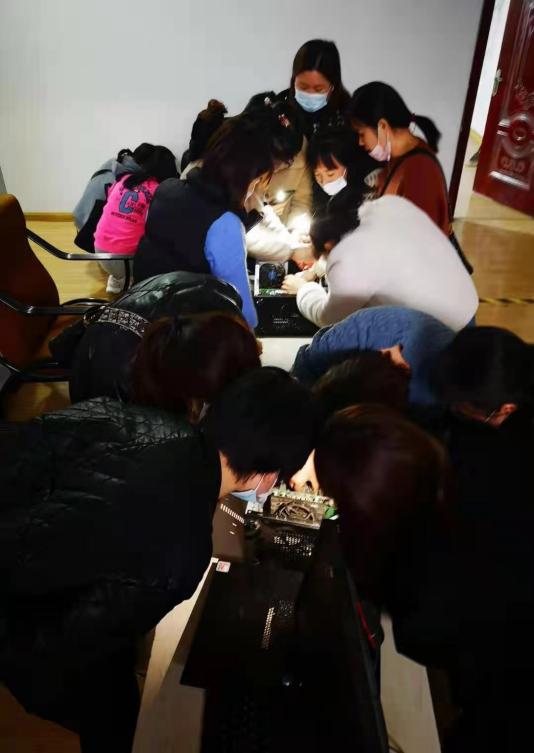 淮北市相山区人社局积极创新服务 开拓职业技能培训新工种