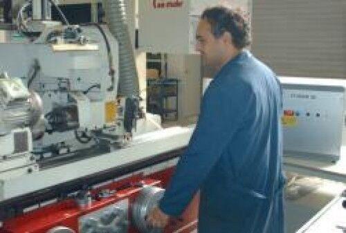 德国睿克斯电主轴——推进航空航天制造业