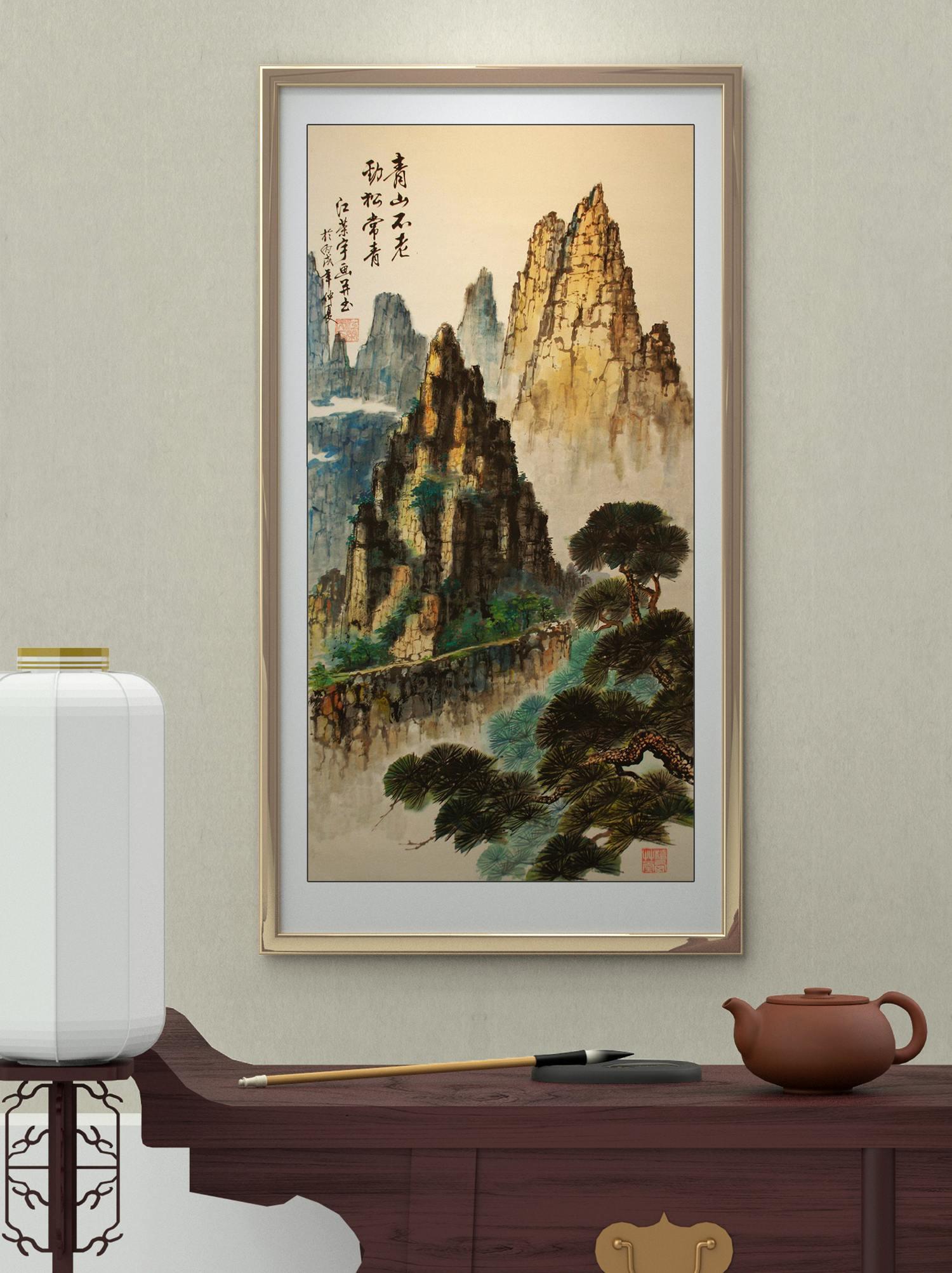 唱响红色艺术战歌——著名艺术家江荣宇图2