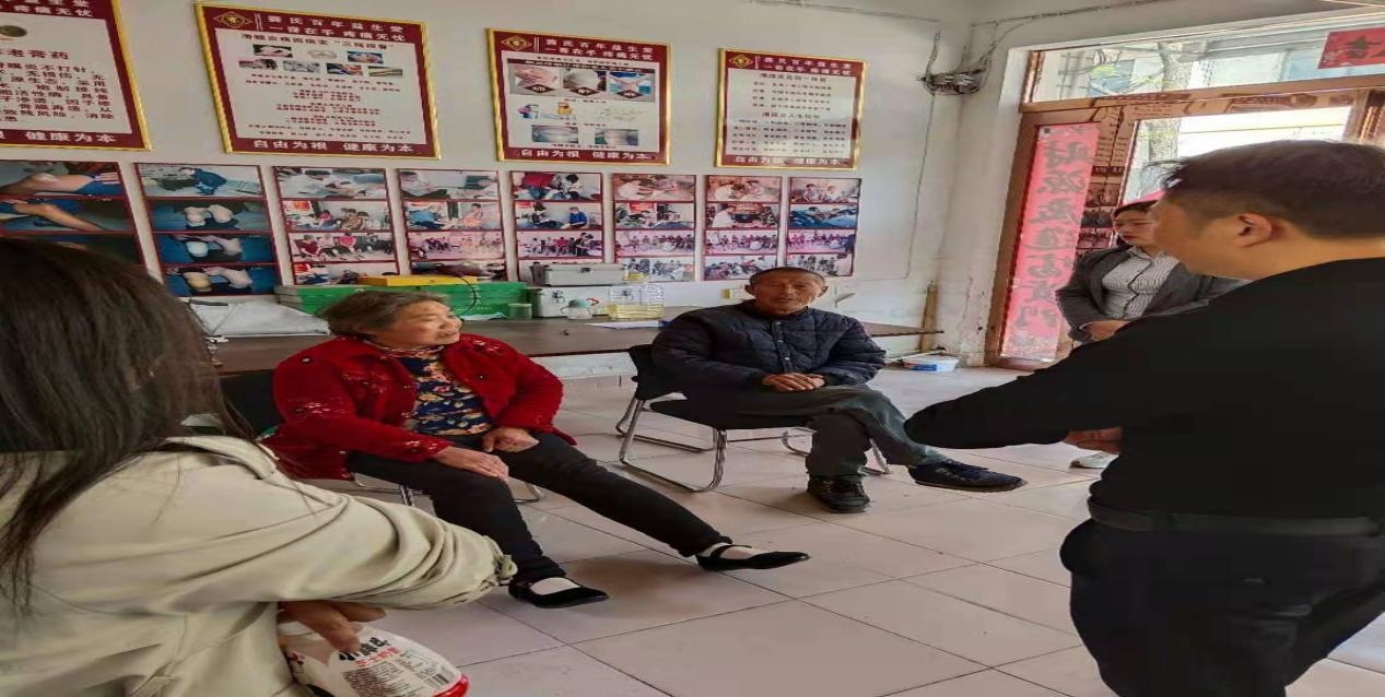 央视在线报道健康中国岐黄大医师——赛贵强