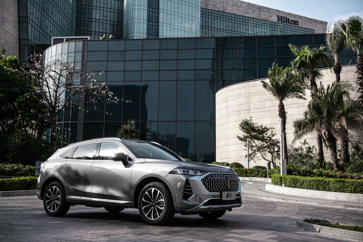 智能出行新选择 新一代智能汽车WEY摩卡引领风潮-第2张图片-汽车笔记网
