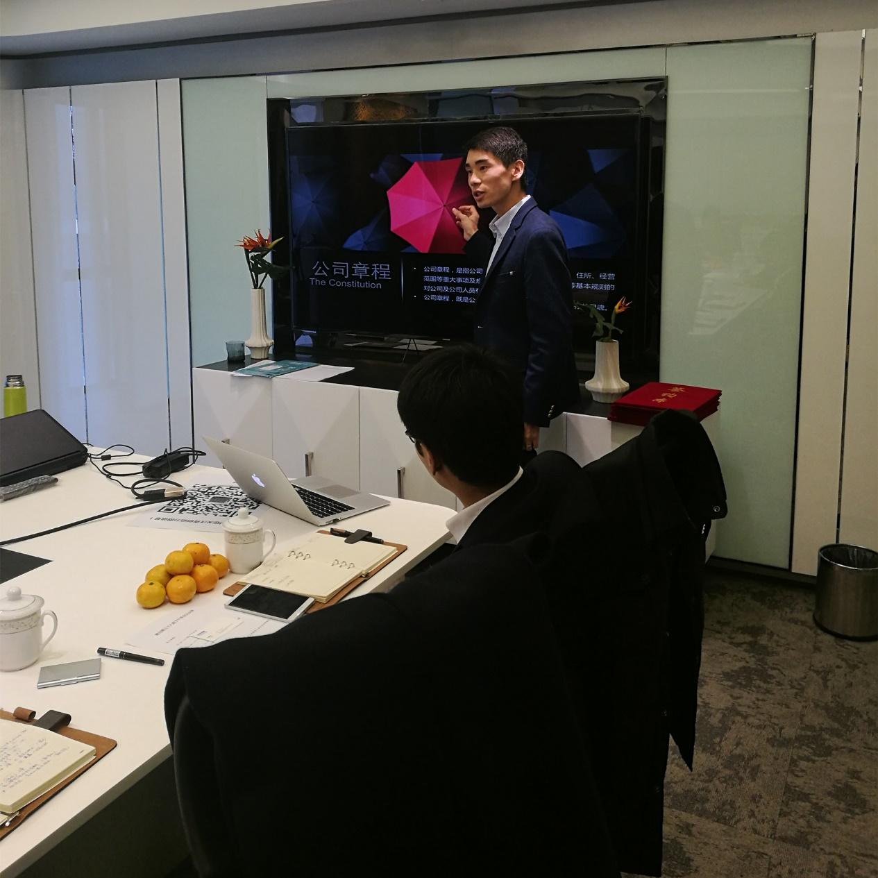 """一法律师事务所王庆主任:""""1+N""""模式,探索法律服务标准化之路"""