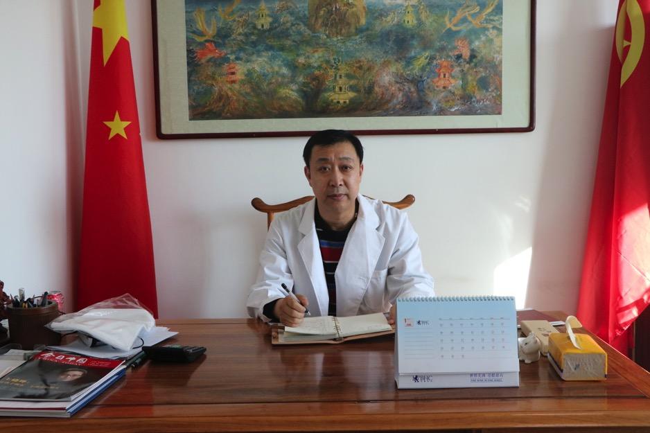新时代最美劳动者——芦文俊医师