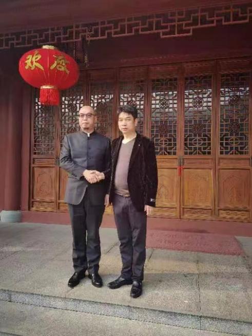 北京徐友江疑难病医学研究院院长——徐友江