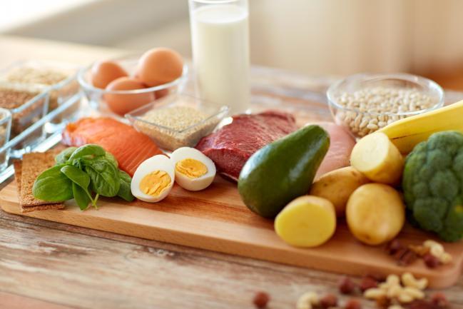 摄图网_300422110_富含蛋白质的食物(非企业商用)