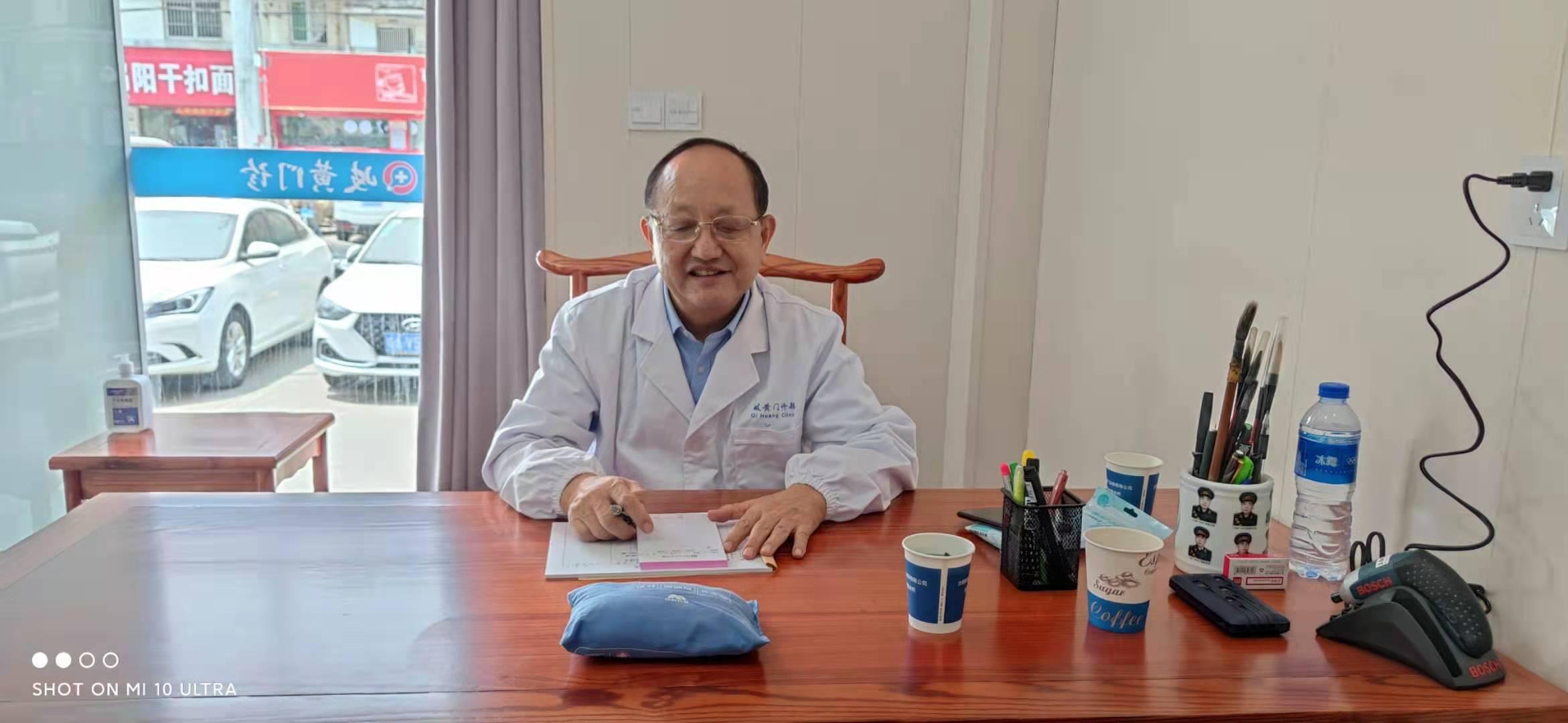 弘扬华佗精神 促进人类健康 ------记安徽省华佗医药研究院院长王凯