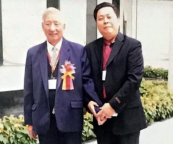 张光升荣誉入驻中华名家百科数据库(图10)