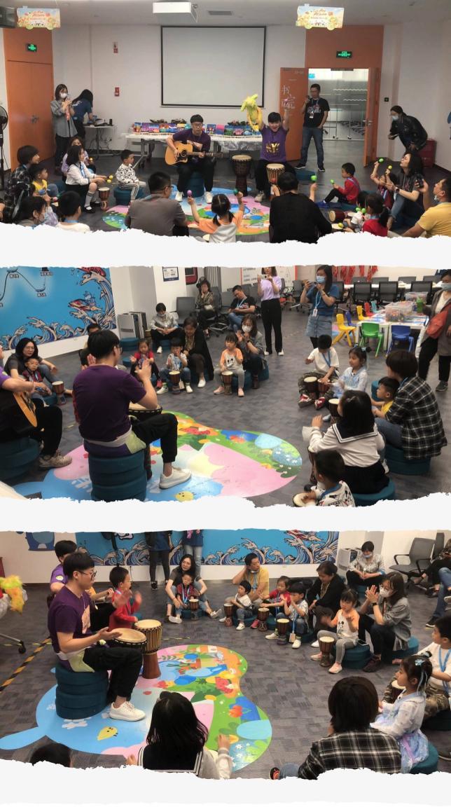 用音乐歌颂母爱,北京蓝港盒马携手NYC纽约国际早教打造欢乐母亲节!