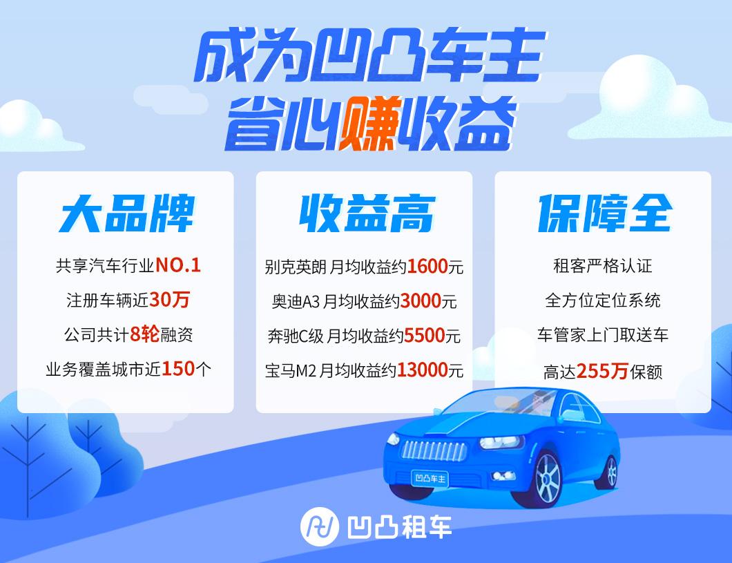 北京闲置私家车出租价格多少? 北京闲置私家车出租多少钱?