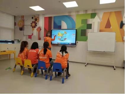 长颈鹿英语-让孩子在自然拼读中提高英语