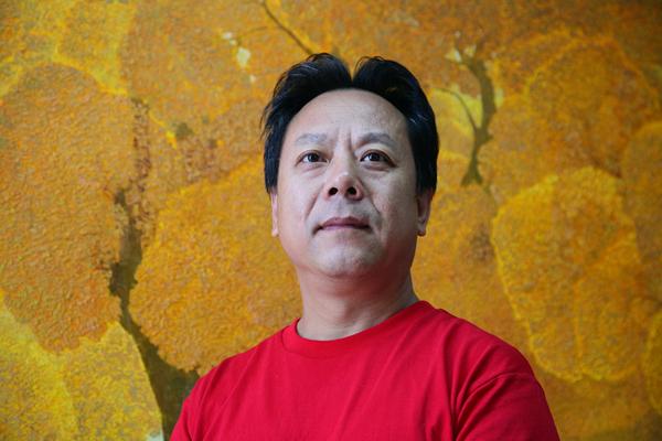 东书房签约艺术家刘士嶙:真情实感是写实派画作灵魂的基础