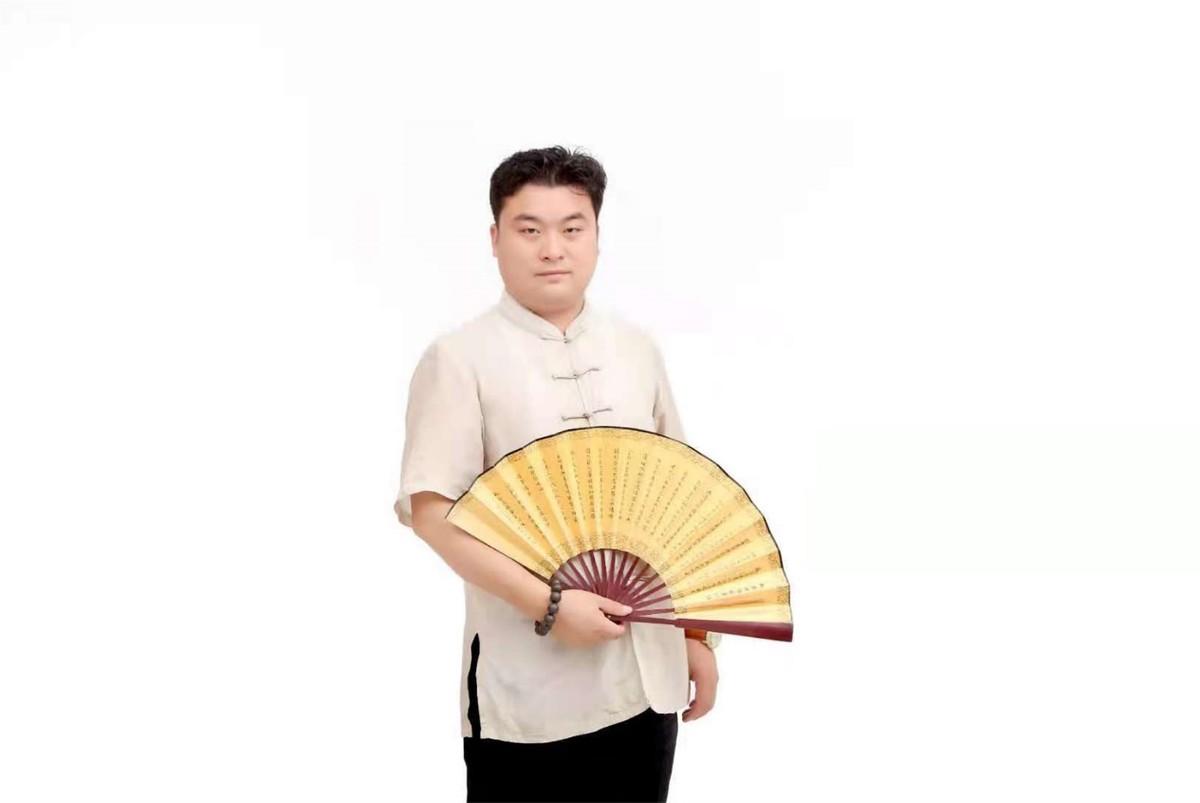 易学大家刘宏德:厚德载福泽世 传承中华文明