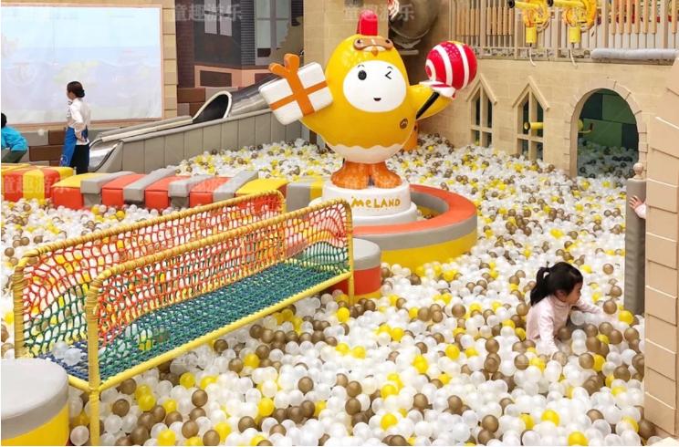 童趣熊儿童乐园 如何选择儿童乐园品牌