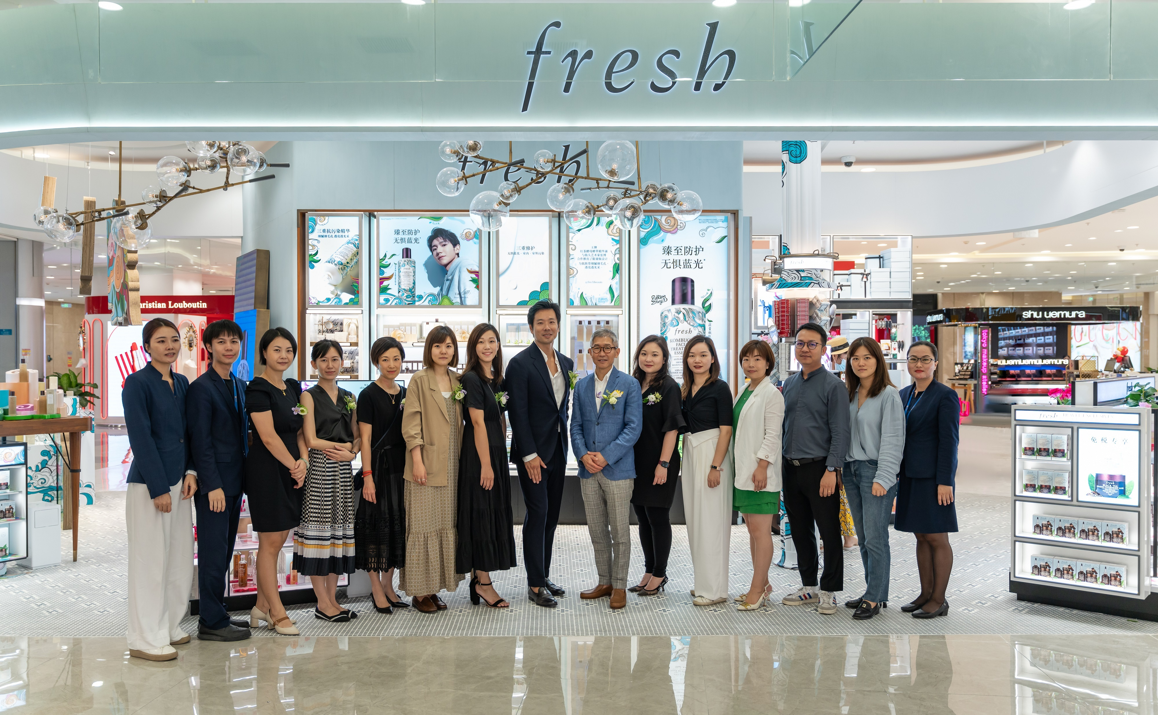 FRESH ANNOUNCES THE MEGA OPENING OF A NEW RETAIL STORE AT HAINAN TOURISM DUTY FRE