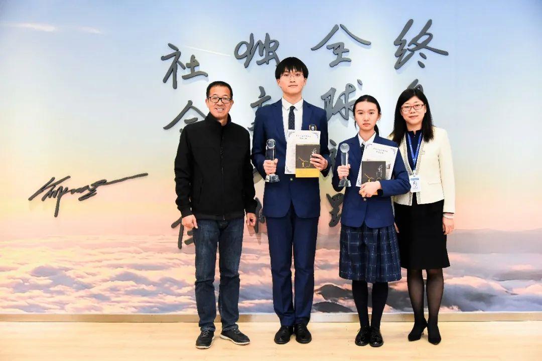 北京新东方国际双语学校:正确的选择是成功的第一步