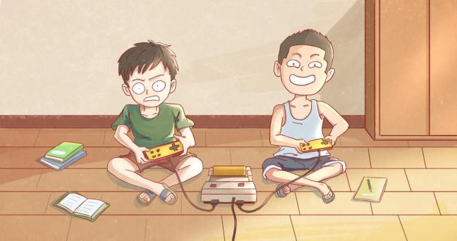 孩子爱玩游戏如何护眼?补对营养,家长需知叶黄素哪个牌子好
