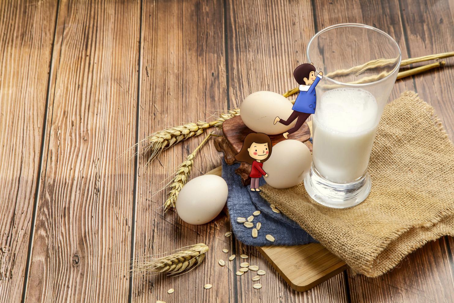 摄图网_400920338_banner_喝牛奶的孩子(非企业商用)