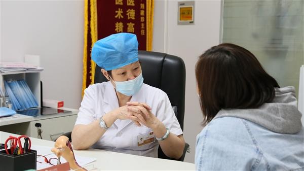 多次胎停育患者,在北京卫人医院成功怀孕并渡过危险期