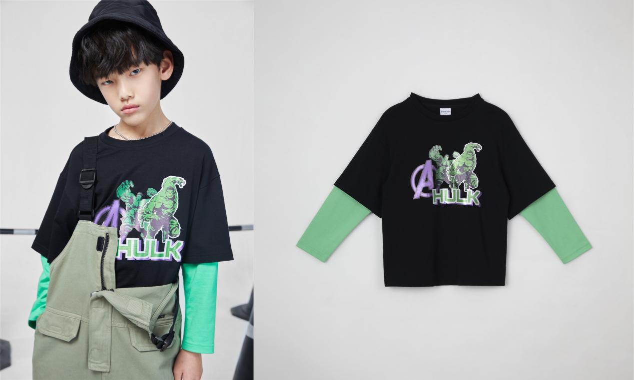 漫威IP碰撞时尚设计,看巴拉巴拉如何打造童装新风尚
