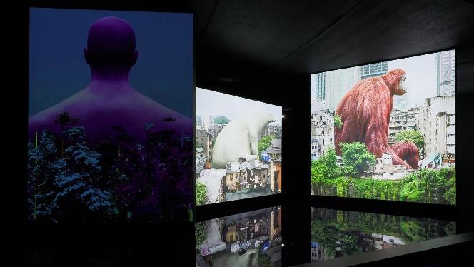 阿迪达斯重塑蔚蓝,用艺术环保重启运动自由