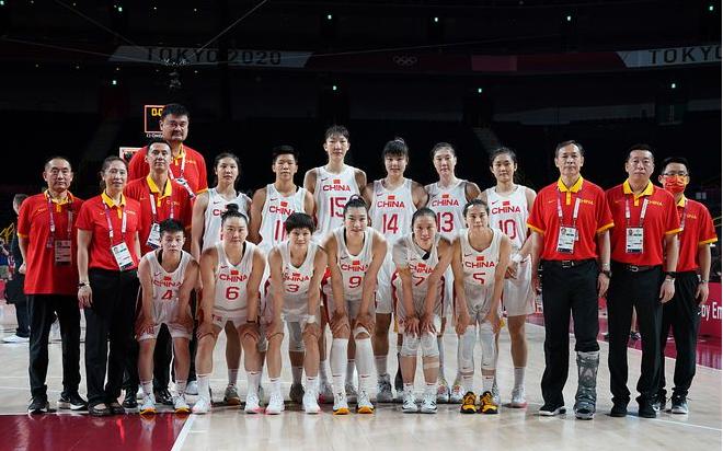 虽败犹荣,内蒙古农信篮球俱乐部为中国女篮点赞