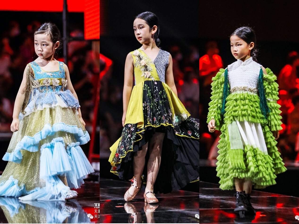 TIANJIN FASHION KIDS WEAR 笙生 遇尚中国风