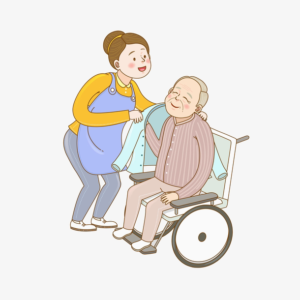 从毛巾厂工人到金牌护工——-彩霞无围养老服务的评价体系促使她开启人生新篇章