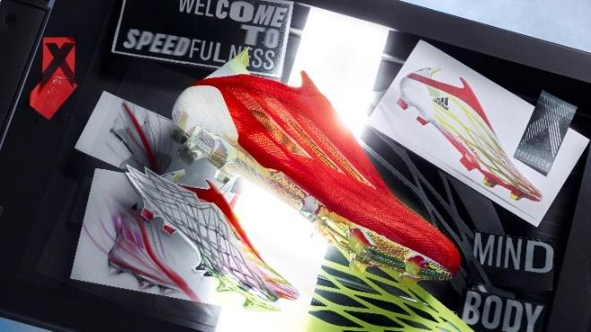以王之名,梅西入主巴黎,阿迪达斯携手梅西X SPEEDFLOW系列战靴定义颠覆