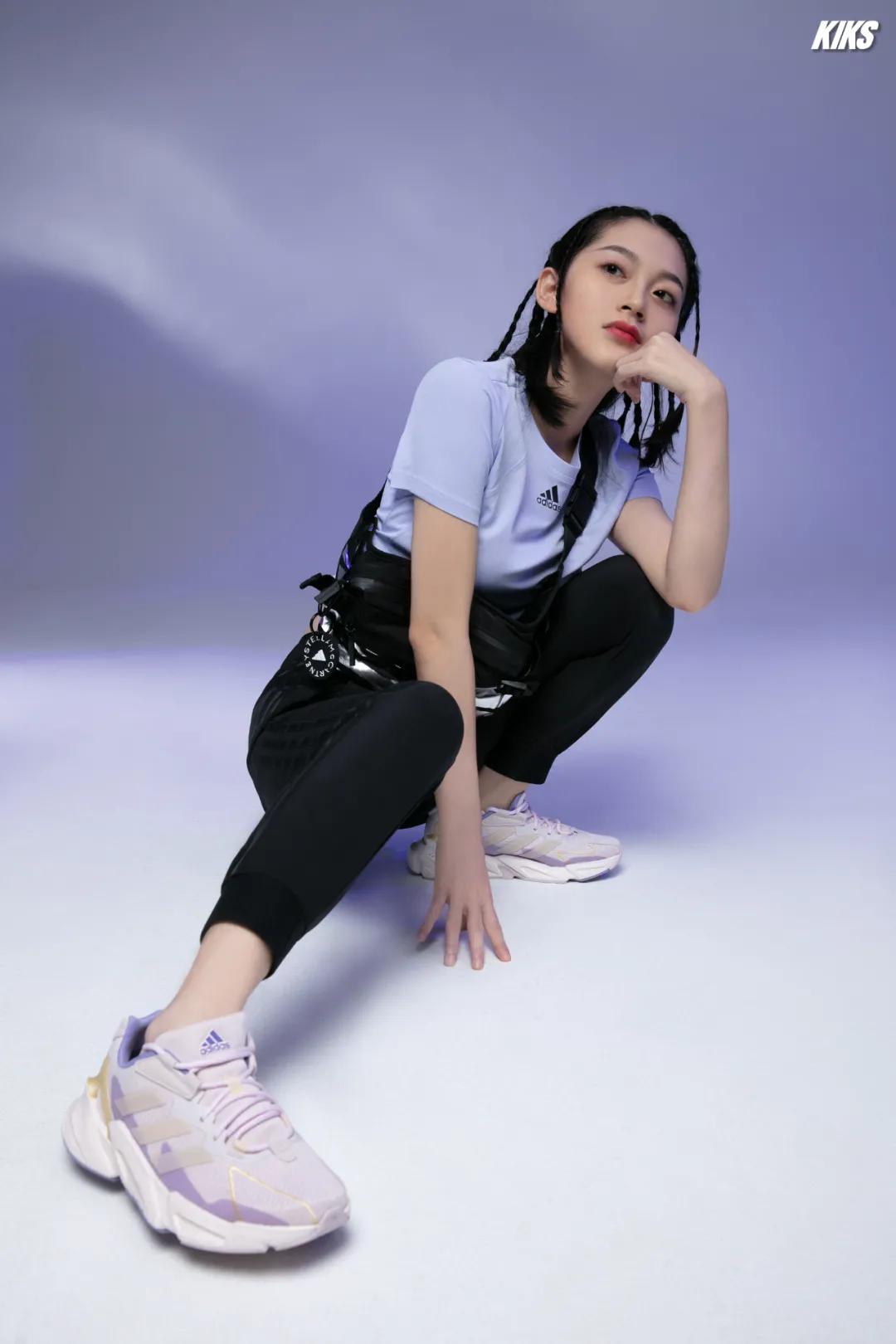 颜值和实力并存, LGD.Girls新战靴X9000引爆adidas官网