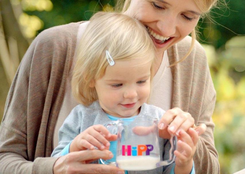 自然恩赐,匠心品质——德国HiPP奶粉