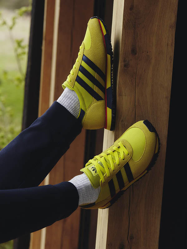 回顾过往 adidas Spezial 续写复古色彩美学
