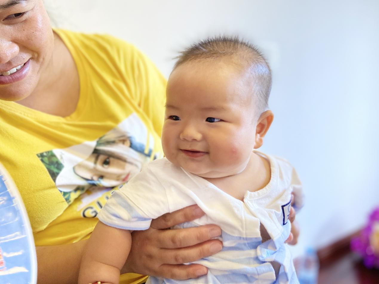 宁波送子鸟医院爱心回访,多囊、管阻治疗后添男宝