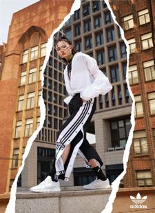 混合造势,adidas MIXING ERAS系列重新定义金秋街头风格