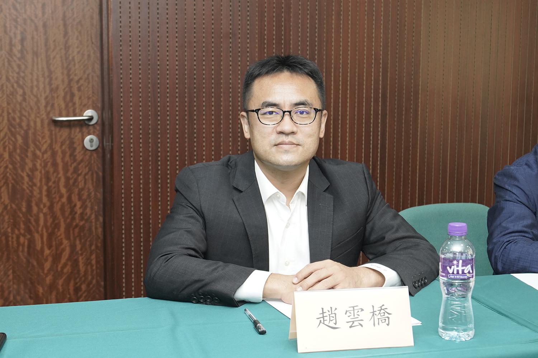 """赵云桥:企业应为员工预留制定""""陪伴假""""政策"""