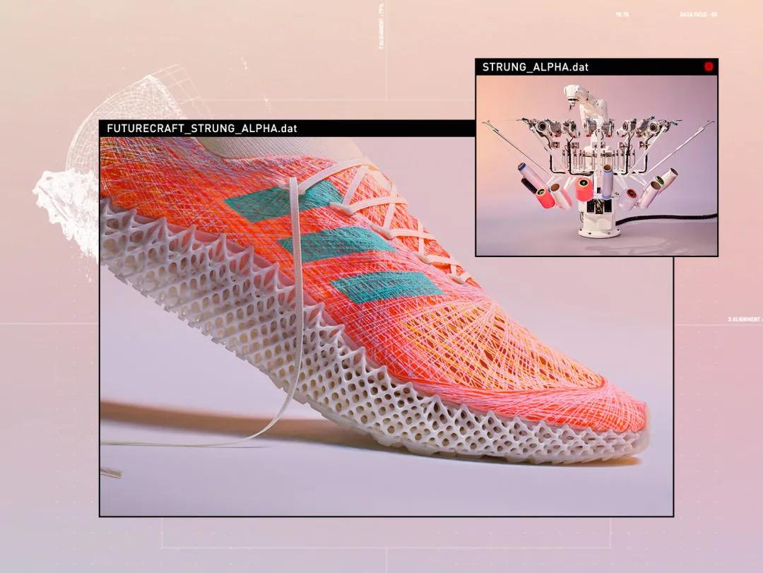 阿迪达斯官网推出4DFWD跑鞋,用科技推动运动装备革新